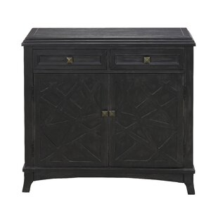Najar 2 Door And 2 Drawer Accent Cabinet by Bungalow Rose