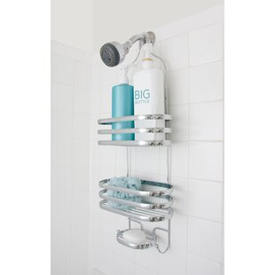 Rebrilliant Wendy Stripe Jumbo Shower Caddy