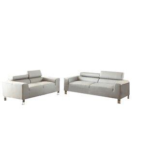 Montvale 2 Piece Living Room Set by Wade Logan