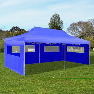 Bondurant 6m X 3m Steel Pop-Up Party Tent By Sol 72 Outdoor