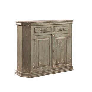 Mitre Corner 2 Door 2 Drawer Accent Cabinet by R. Douglas Home