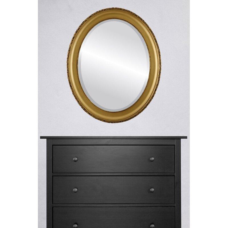 Astoria Grand Reposa Traditional Beveled Accent Mirror Wayfair