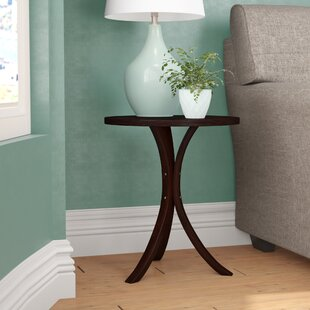 Best Review Radel Bentwood End Table By Andover Mills