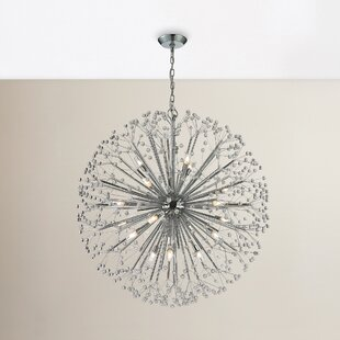 Mercer41 Spielberg 19-Light Chandelier