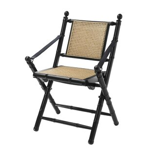 Cane Folding Butterfly Chair