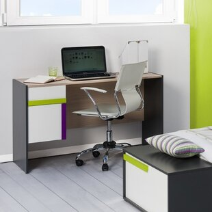 Conroy 1 Door 1 Drawer Writing Desk By Isabelle & Max