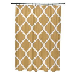 Geometric Shower Curtains You Ll Love