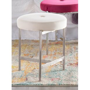 Compare prices Wednesday Vanity Stool By Mercer41