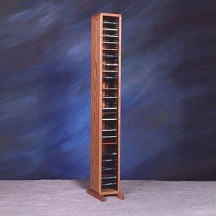 100 Series 80 CD Multimedia Storage Rack