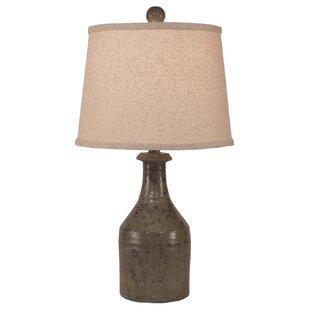 Naturita Clay Jug 18 Lamp