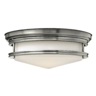 Hinkley Lighting Hadley 3-Light LED Flush Mount