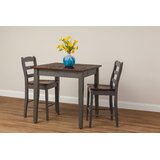 Eve Counter Height Maple Solid Wood Dinning Table by Gracie Oaks