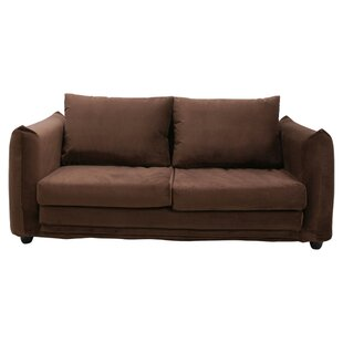 Great Price Portland Sleeper Loveseat by Gold Sparrow Reviews (2019) & Buyer's Guide