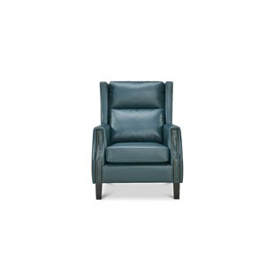 Kluge Wingback Chair by Charlton Home