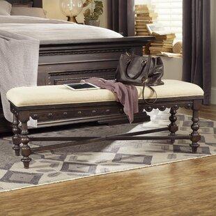 Hooker Furniture Treviso Wood Bench