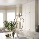 Conroy 1-Light Bell Pendant