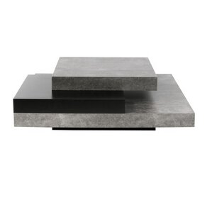 Blok Concrete Waterfall Coffee Table | Patio Furniture | Teak Warehouse