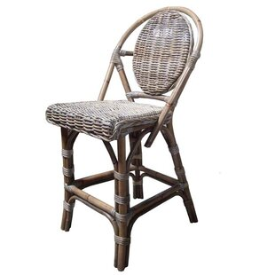 Paris Bistro 24.5 Bar Stool by Padmas Plantation