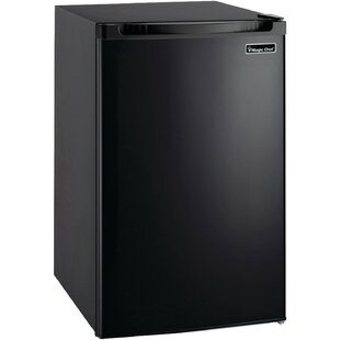 4.4 cu. ft. Compact Refrigerator with Freezer