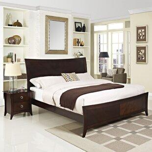 Elizabeth Platform 2 Piece Bedroom Set