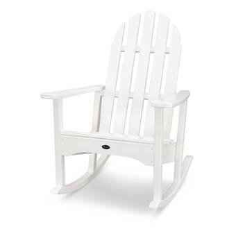 Incredible Polywood Long Island Plastic Resin Rocking Chair Reviews Bralicious Painted Fabric Chair Ideas Braliciousco