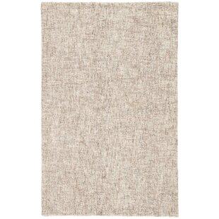 Price comparison Widger Hand-Tufted Angora/Monk's Robe Area Rug ByGracie Oaks