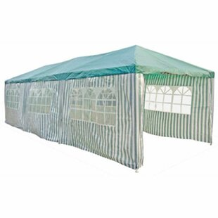 Bosley 3m X 9m Steel Party Tent By Sol 72 Outdoor