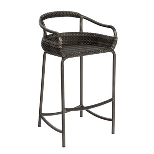 Woodard Canaveral Nelson 30'' Patio Bar Stool