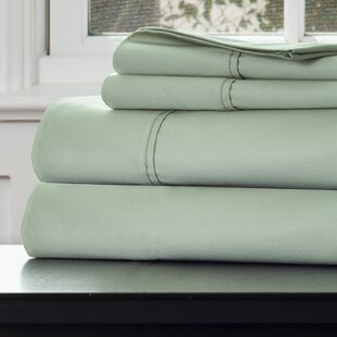 Lavish Home 1000 Thread Count Cotton Sateen Sheet Set