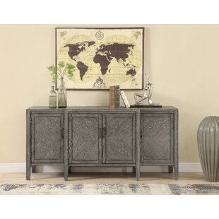 Brentford 4 Door Media Credenza by Gracie Oaks