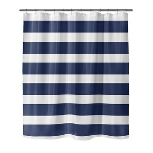 Read Reviews Destini Shower Curtain By Breakwater Bay