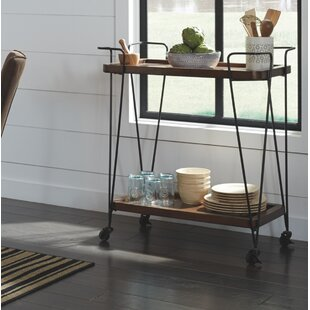 Inexpensive Trafton Bar Cart By Union Rustic