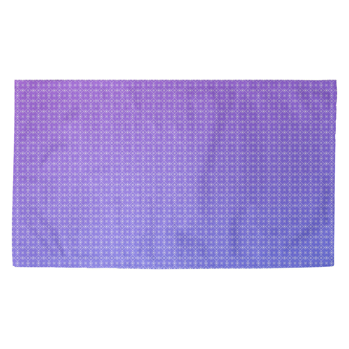 Latitude Run Avicia Doily Blue Purple Area Rug Wayfair