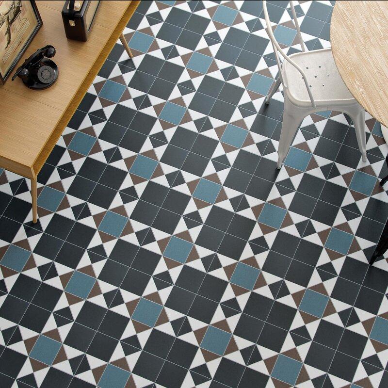 Narcisso Nouveau 13 X Porcelain Tile In