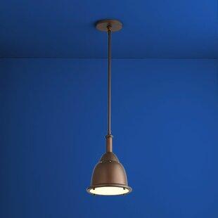 Oxygen Lighting Ruvo 1-Light Cone Pendant