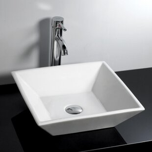 Novatto Ceramic Square Ves..