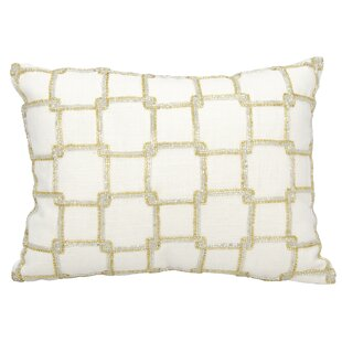 Edenbridge Cotton Lumbar Pillow by House of Hampton