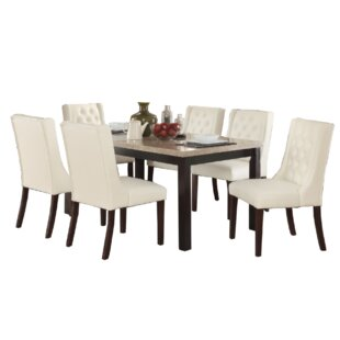 Kiril 7 Piece Dining Set by Darby Home Co