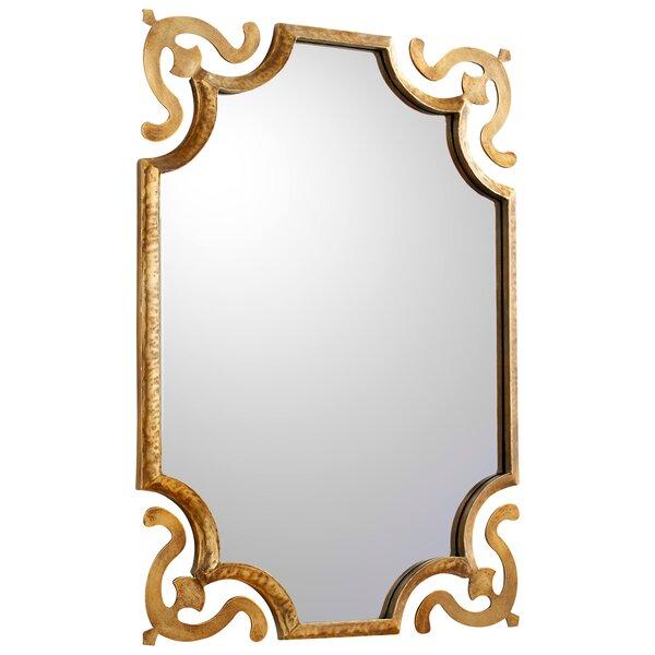 Abri Traditional Accent Mirror Perigold