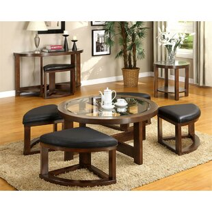 Bigner 3 Piece Coffee Table Set by Red Barrel Studio