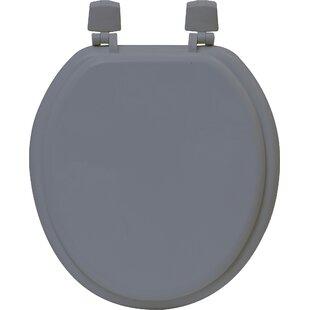 Evideco Round Molded Toilet Seat