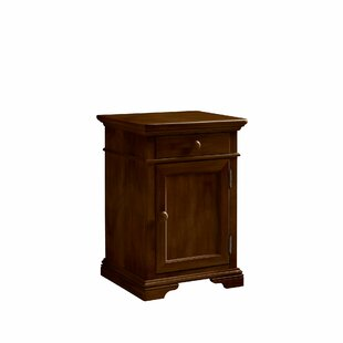 Best Review Teaberry Lane Nightstand by Stone & Leigh™ by Stanley Furniture