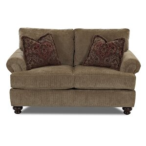 Cross Loveseat by Klaussner Furniture