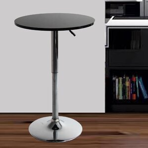 Meet Adjustable Height Pub Table by Fine ..