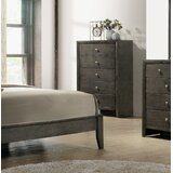 Winfrey 5 Drawer Chest by Foundry Select