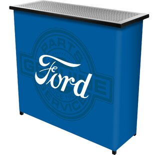 Trademark Global Ford Ford Genuine Parts Bar