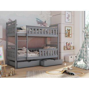 Andover Small Single (2'6) Bed With Drawers By Harriet Bee
