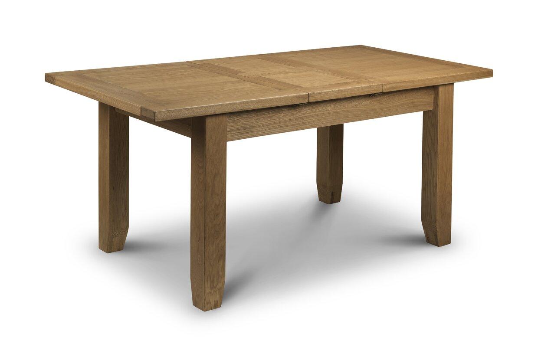 Essgruppe Berwick Mit Ausziehbarem Tisch Und 4 Stühlen
