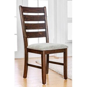 Pulasia Transitional Side Chair (Set of 2) by Enitial Lab