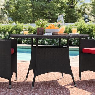 Brentwood Dining Table by Sol 72 Outdoor Best Choices